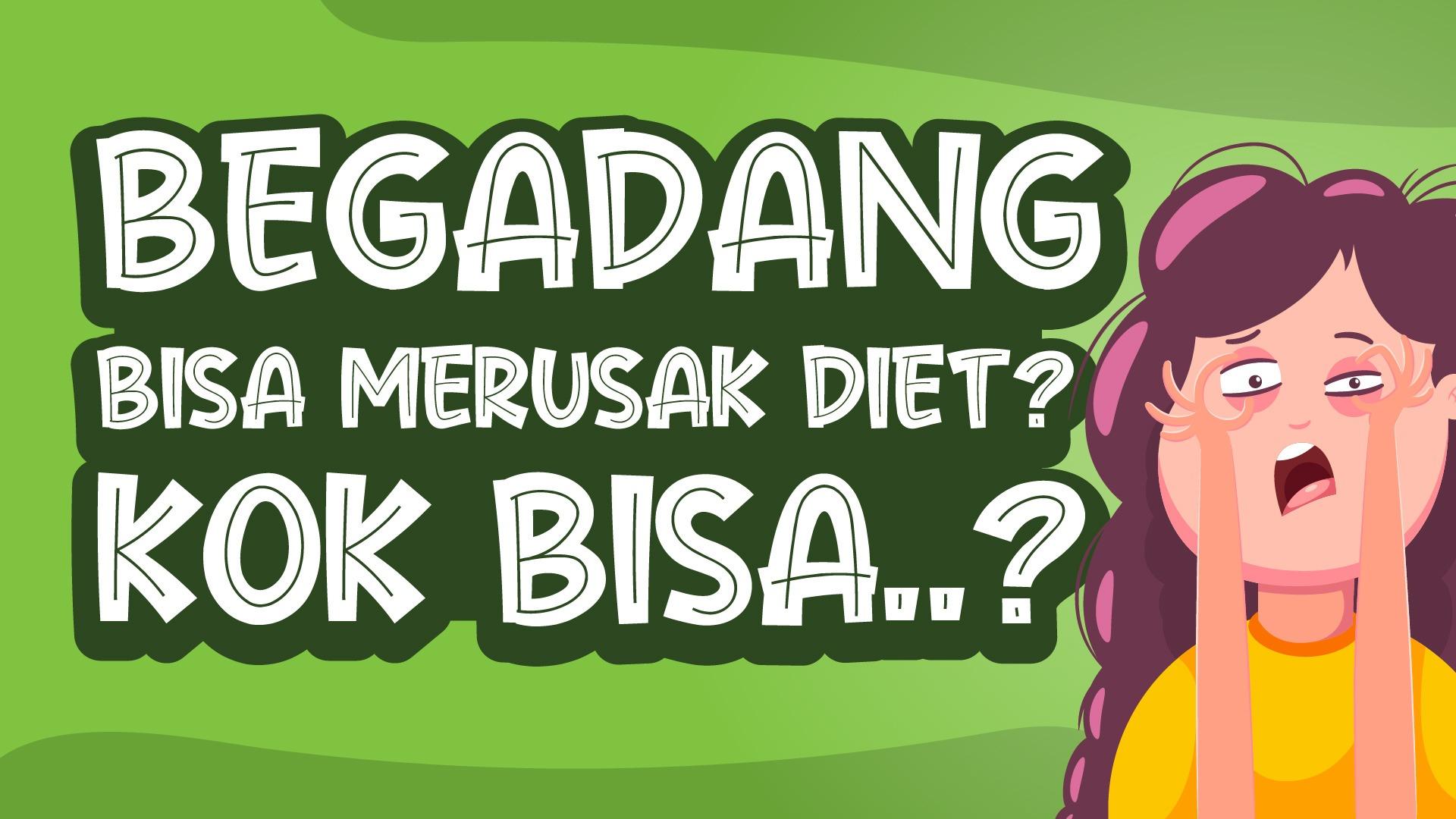begadang bisa merusak diet